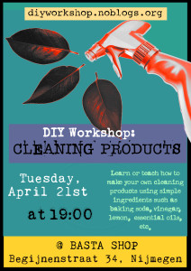 DIYW_Cleaning Products_flyer