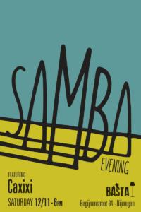 Samba Evening Basta